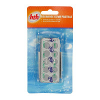 Recharge de 40 pastilles Chlore/pH HTH