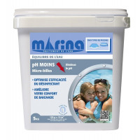 pH MOINS micro-billes 5 kg Marina