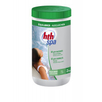pH Moins en micro-billes 2kg pour spa HTH