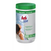 pH Plus en poudre 1,2kg pour spa HTH
