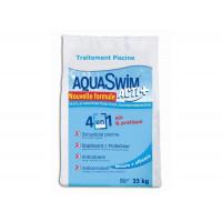 Sel pour piscine Aquaswim Acti + 4 en 1 avec stabilisant 25kg