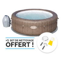 Spa gonflable à bulles Bestway St Moritz 6 places
