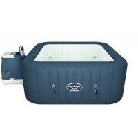 Spa gonflable intex pure spa bulles 4 places 399 raviday - Spa gonflable 200 euros ...