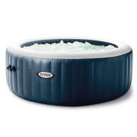 Spa gonflable Intex PureSpa Blue Navy 4 places