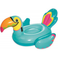 Toucan gonflable chevauchable Bestway