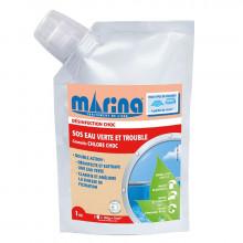 SOS eau verte et trouble Marina - Sachet avec bouchon doseur - 1kg