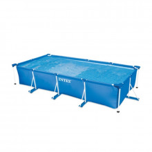 Liner tubulaire pour piscine Metal Frame 4,50 x 2,20 x 0,84m Intex