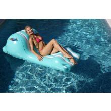 Matelas gonflable détente pour piscine Lounger Kerlis