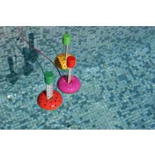thermomètres de piscine kerlis dans l'eau