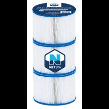 Cartouche de filtration NetSpa (Lot de 3)