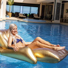 Matelas de piscine Lounge Gold Intex