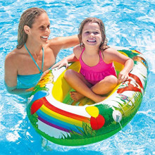 Bateau gonflable Intex Winnie l'Ourson-