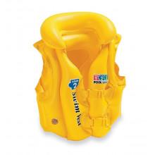 Gilet de natation gonflable pour enfant Intex POOL SCHOOL