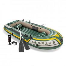 Set bateau 3 places Seahawk 3 (rames et gonfleurs inclus)