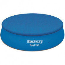 Bâche de protection pour piscine Bestway Fast Set Pool ronde ⌀457