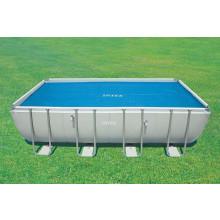 Bâche à bulles 7.16 x 3.46 m pour piscines rectangulaires 7.32 x 3.66 m - Intex