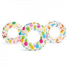 Bouée gonflable INTEX imprimée