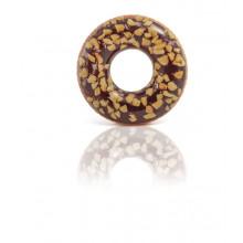 Bouée gonflable Intex Donut Chocolat