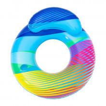 Bouée avec dossier et lumière Bestway Swim Bright