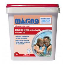 Désinfectant au chlore pour piscinette MARINA