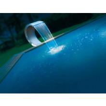Cascade pour piscine Ubbink Mamba LED