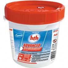 HTH Advanced 4,5 kg - Chlore non stabilisé en galets de 255g