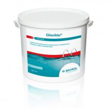 Chloriklar Bayrol 10 kg - Pastilles de chlore à dissolution rapide