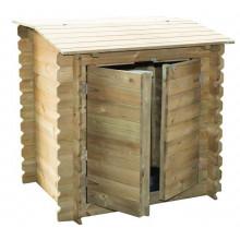 Coffre de filtration en bois Ubbink Classic