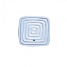 Couvercle gonflable carré pour spa Netspa Aspen et Caïman