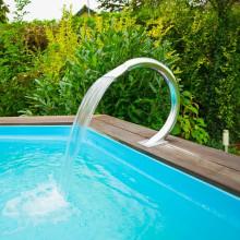 Douche pour piscine Ubbink Mamba