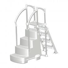 Escalier / échelle Fiesta Procopi - BWT My Pool pour piscine