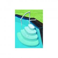 Escalier Majestic Procopi - BWT My Pool pour piscine