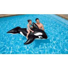 Grande baleine gonflable INTEX