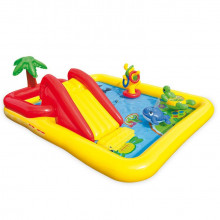 Aire de jeu gonflable Intex Ocean