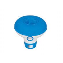 diffuseur de chlore flottant piscine Intex