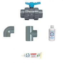 Kit By-Pass pour pompe à chaleur Poolex