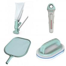 Kit d'accessoires de nettoyage pour Pistoche