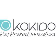 Roue avant Kokido pour aspirateur Vektro Auto