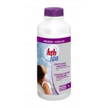 HTH Spa 1L - Produit nettoyant ligne d'eau