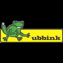 Échelle intérieure 3 marches inox pour piscines Ubbink