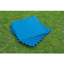 Lot de 9 tapis de protection Bestway