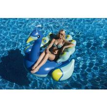 Paon gonflable pour piscine Swimline