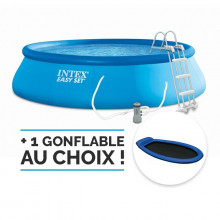 piscine autoportée Intex Easy Set 4.57 x 1.07 m