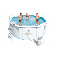 Piscine tubulaire intex garantie 3 ans chez raviday piscine for Piscine tubulaire ronde bestway 3 66 x 1 22m