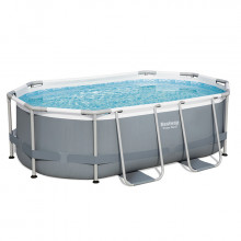 Piscine tubulaire Bestway Power Steel Frame 3 x 2 x 0,84 m