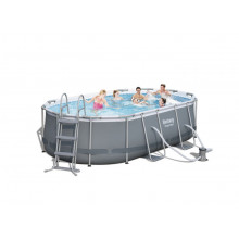 Piscine tubulaire Bestway Power Steel Frame 4,24 x 2,50 x 1,00 m