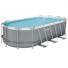 Piscine tubulaire Bestway Power Steel 5,49 x 2,74 x 1,22 m