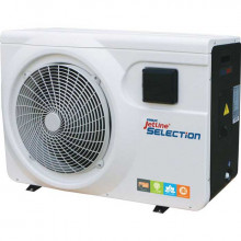 Pompe à chaleur Poolstar Poolex Jetline Selection Inverter