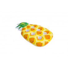 Porte verre gonflable Intex Ananas