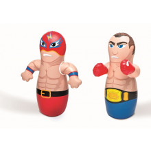 Punching Ball gonflable Personnages Intex - 3 ans + - EP19